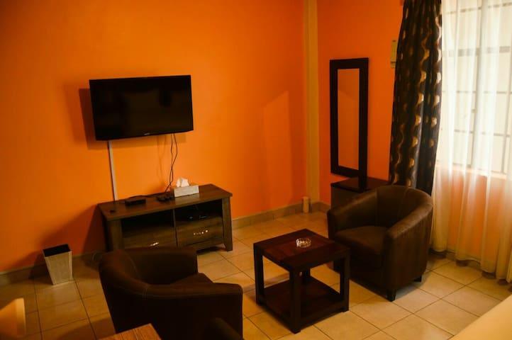 Mordern and Inviting Apartment - Nairobi