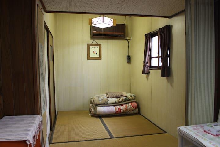 Private room in Kita Ward Okayama - 岡山市 - Huis