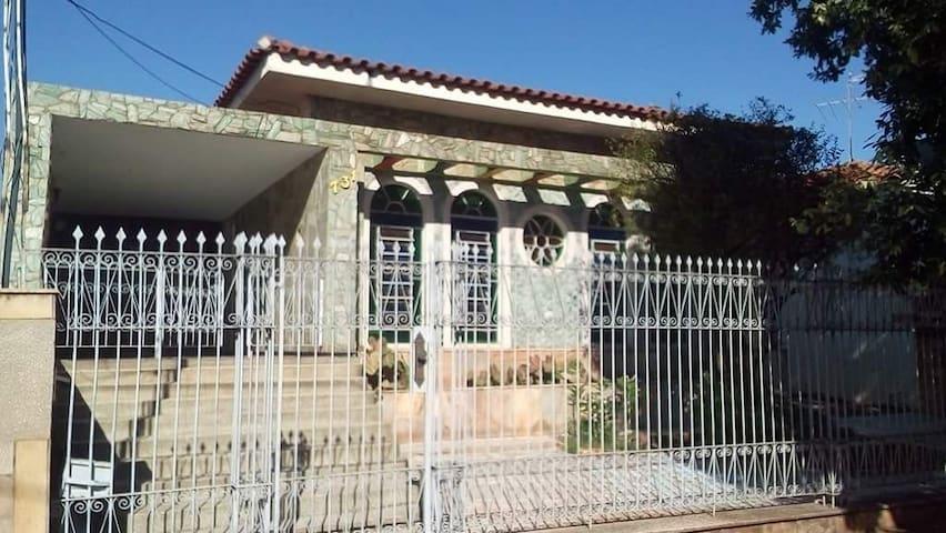 Residência familiar - Araraquara - Hus