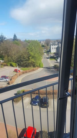 Amazing penthouse with amazing view - aberdeen - Leilighet
