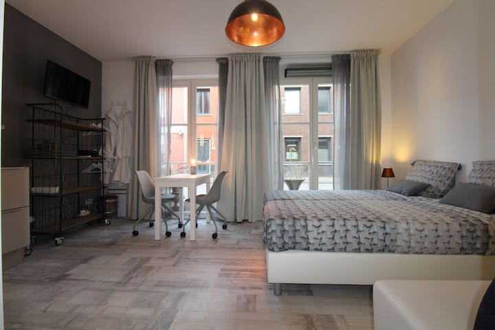 New 4 persons appartement in centre - Zwolle - Departamento