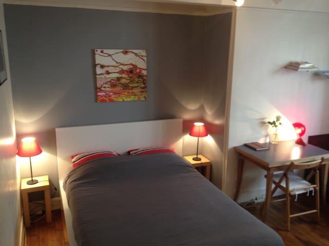 Studio 3 persons max - Paris - Apartamento