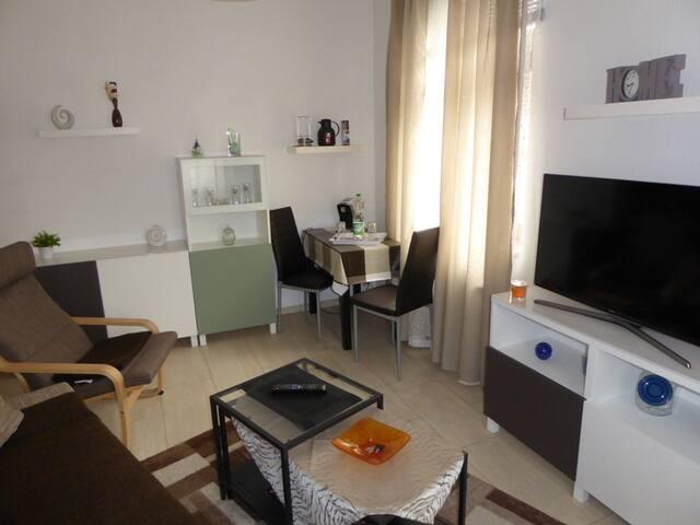2 Raum Appartement vollständig ausgestattet - Erfurt