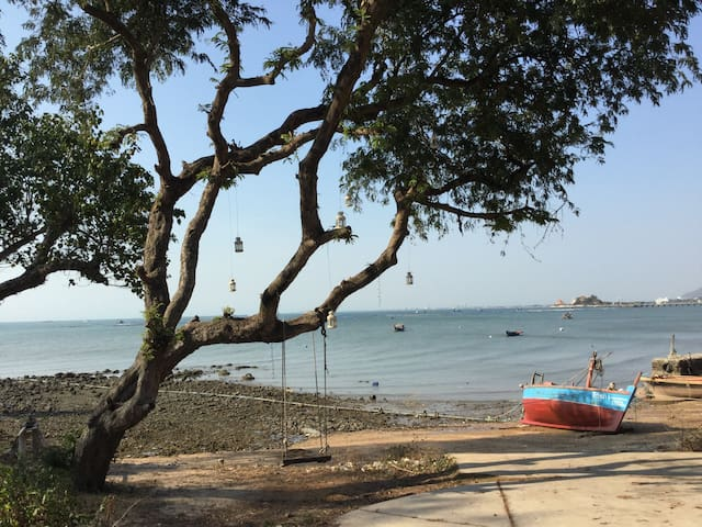 Private beach Condo - Chonburi - Apartmen
