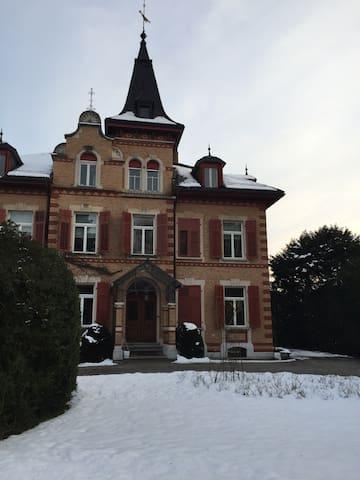 Herrschaftliches Wohnerlebnis - Soleura - Apartamento