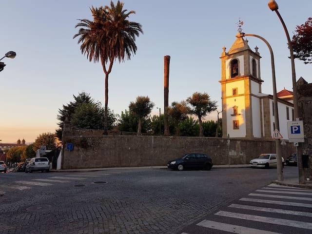 Braga Historic Centre-Roman ruins view - Braga - Departamento