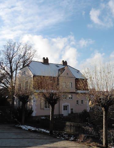 Stilvolle Villa von 1915 - 拜羅伊特 - 別墅