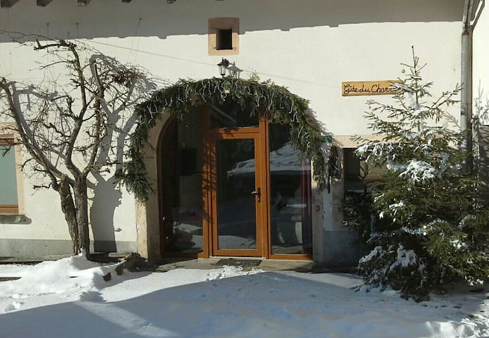 Gîte montagnard dans ancienne ferme - Le Tholy - Hus