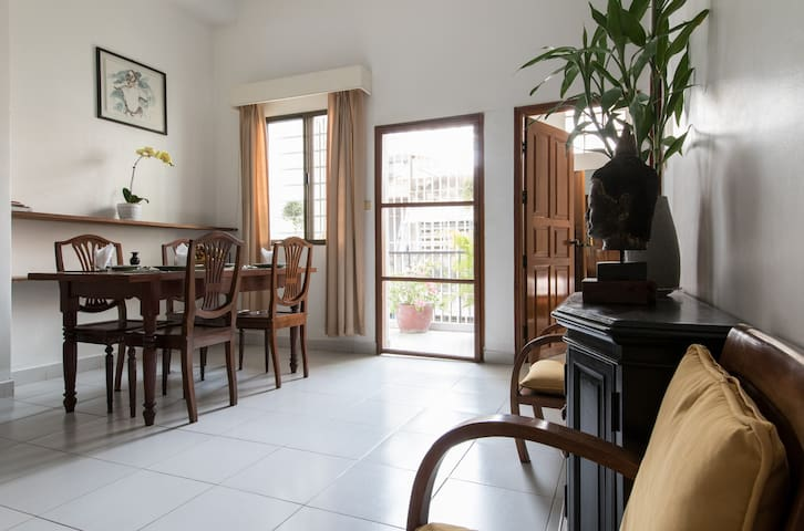 Lovely 2 Bedrooms apartment. Centre of Phnom Penh. - Phnom Penh - Appartement