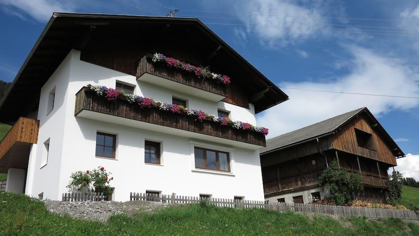 Ferienwohnung am Rieserhof 90m2 - Panzendorf - Hus