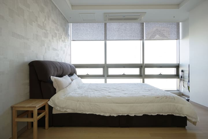 GG house 아름다운 송도와 깨끗한 숙소 - Yeonsu-gu - Daire