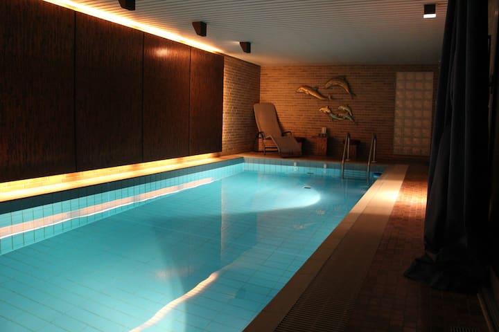 70 sqm + access to the spa - Berlin - Apartemen