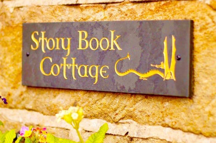 Story Book Cottage - Liverton  - Hus
