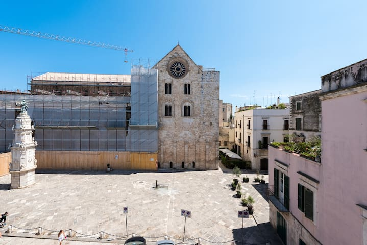 HOUSE VIEW CATHEDRAL - Bitonto - Appartement