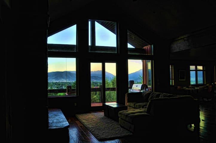 Luxurious 6,400 square foot home - Heber City - Maison