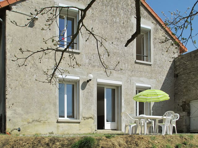 Modern house w/ furnished terrace - Monthenault - Huis