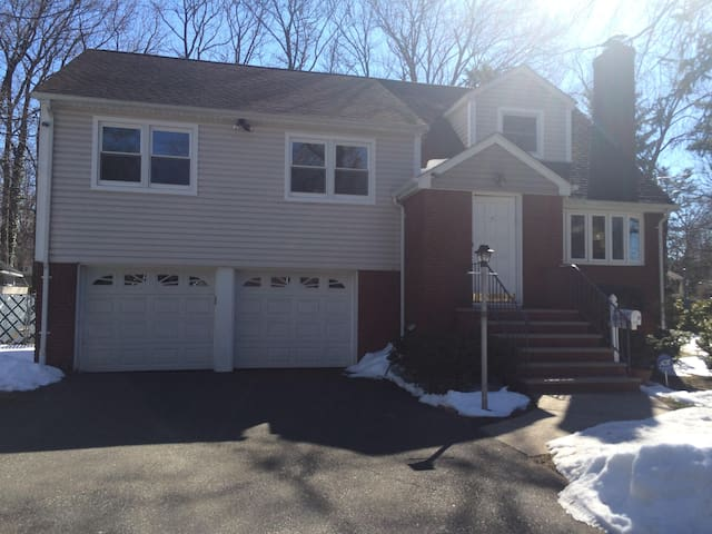 Private House in Cresskill next to New York - Cresskill - Haus
