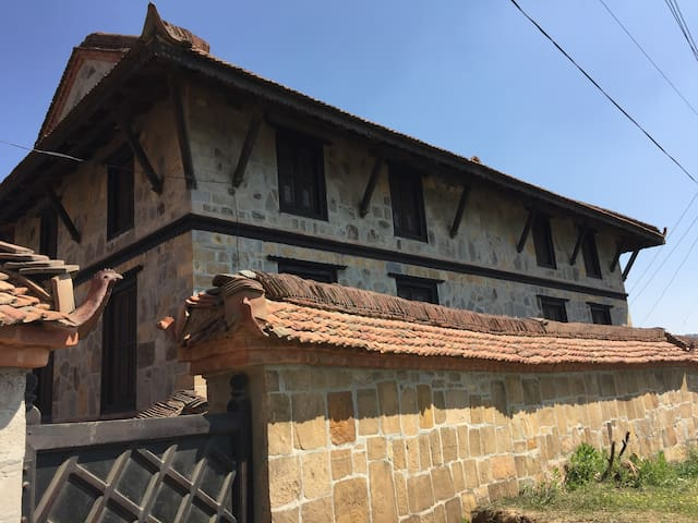Beautiful heritage house in Sanga - Sanga - Casa
