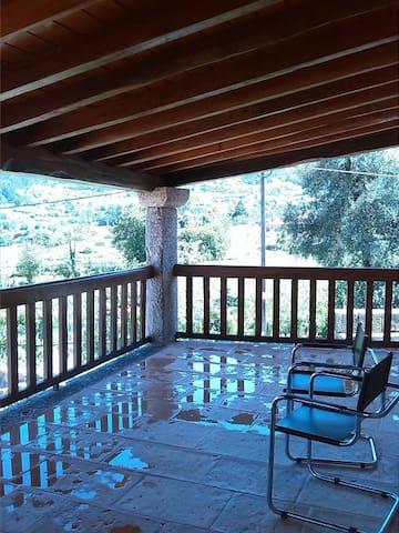 Casa do Sol- GuestHouse - São Vicente de Penso - Hus