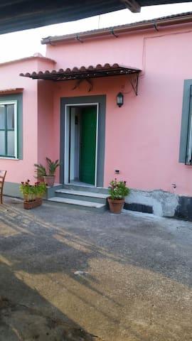 Bella Casa indipendente nel verde - Cava Dei tirreni  Sant'Anna - Huis