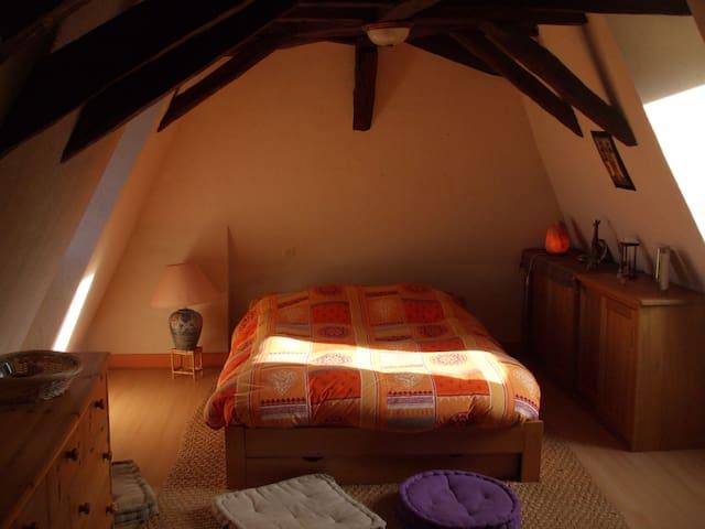 chambre individuelle - cales - Ház