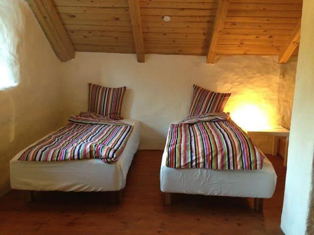 Skovdalen 3 - værelse 2 - Nørre Snede - Bed & Breakfast