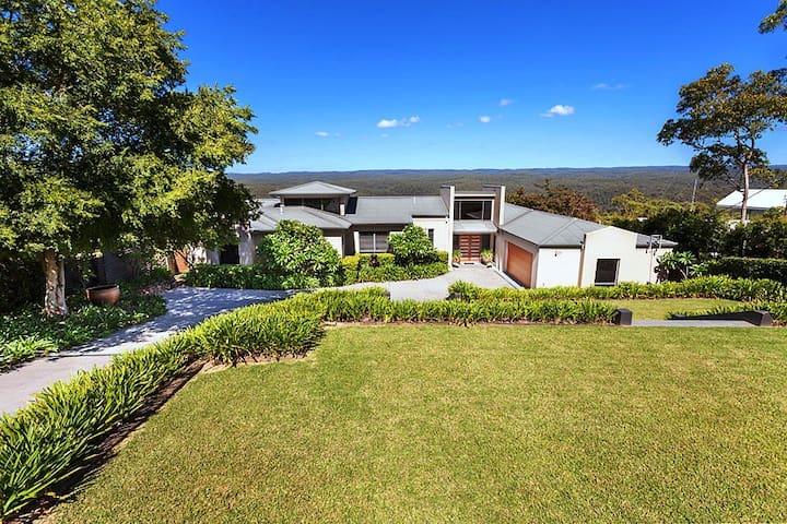 Ultra modern Glenbrook home with amazing views. - Glenbrook - Ev