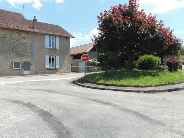 Gite DEPLANTE spacieux et calme - Breurey-lès-Faverney - Ev