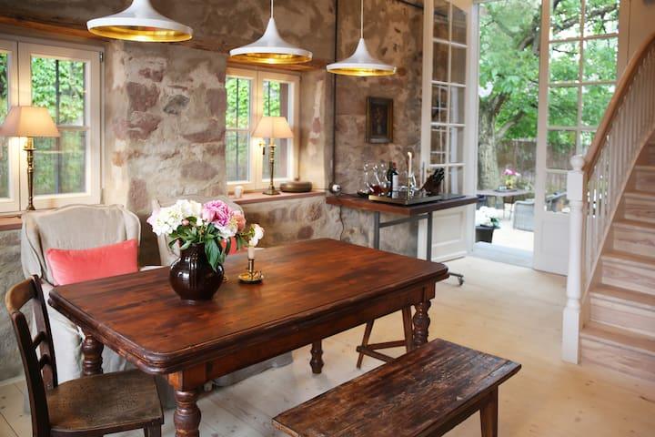 Der Boutique Design Bauernhof: ANNAS SCHEUNE - Waldkirch - Huis