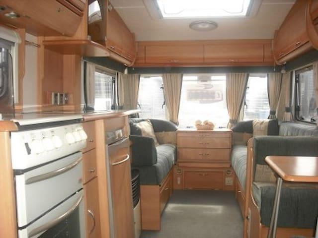 Touring caravan - Wetley Rocks - Otros