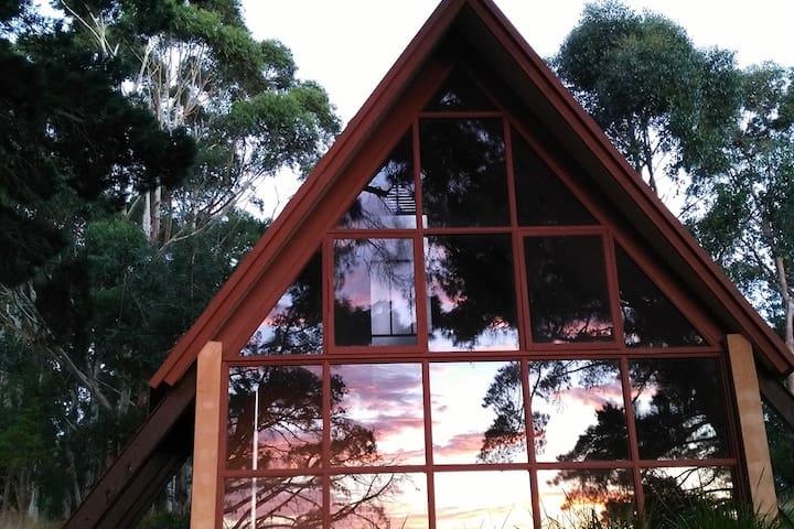 Longwood Retreat - Edible Gardens, walking trails - Mylor - Naturstuga