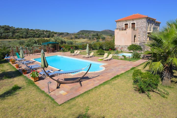 Molyvos Hills Luxury Retreat - Mithimna - Appartement