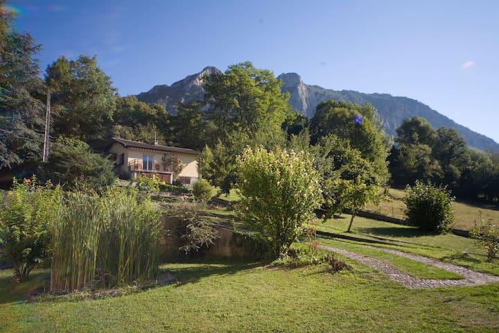 Spacious mountain cottage - Surba