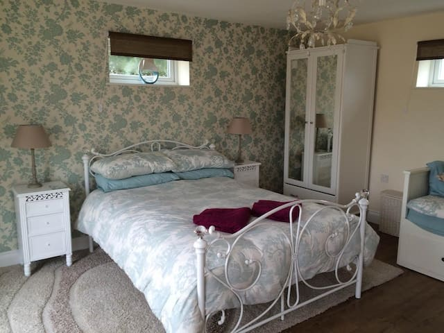 Runway Cottage, Coningsby, Lincolnshire. - Coningsby - Cabana