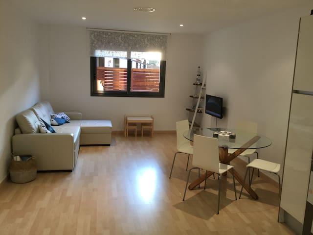 Apartament a 200m de la platja - Colera - Appartement