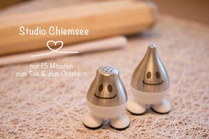 Studio Chiemsee - Prien am Chiemsee - Daire