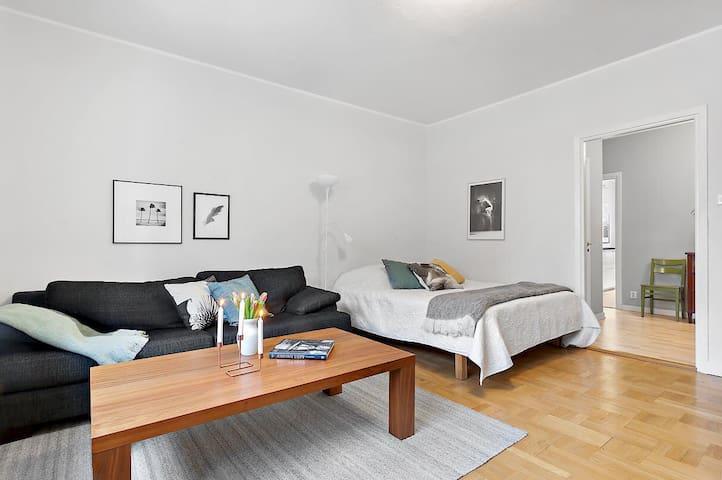 Apartment at gullmarsplan - Sztokholm - Apartament