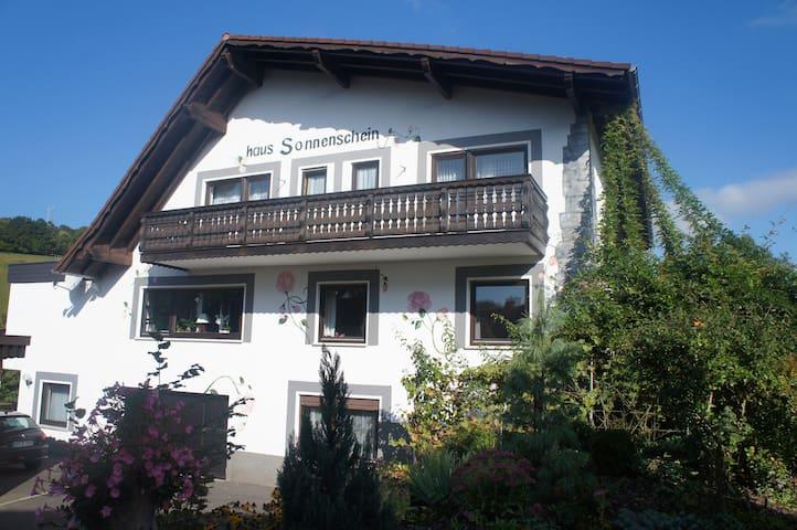 Urlaub in der Natur- Apartment mit 3 Schlafzimmern - Mespelbrunn - Lägenhet