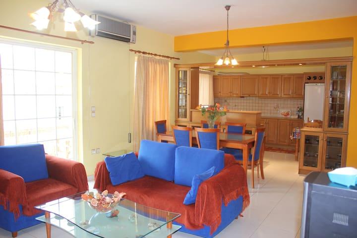Suntrap family apartment in Athens - Koridallos - 獨棟