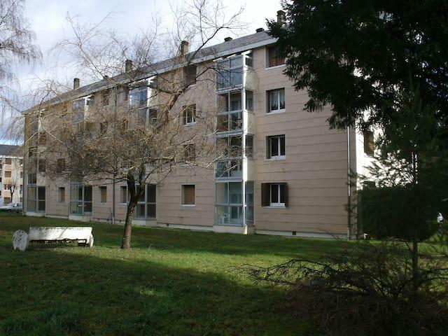 Appartement 90m² en collocation - Égletons