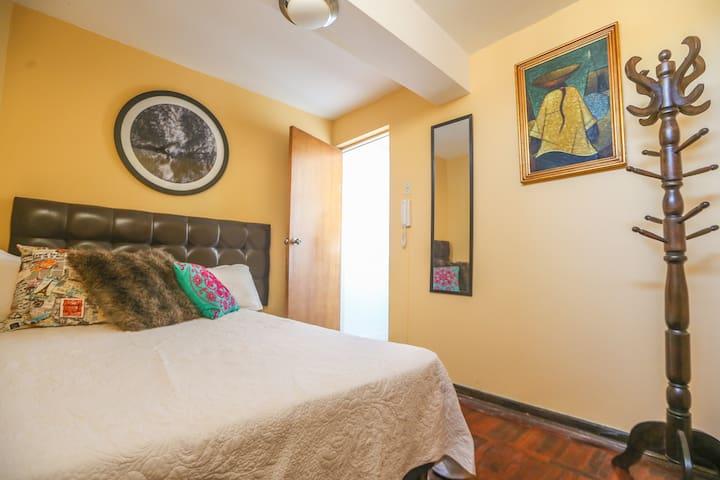 Habitación con Gran Vista en Miraflores - Lima - Appartement