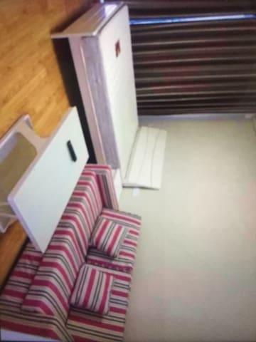 L'espace de logement spacieux - 勒米尔蒙 - Lägenhet