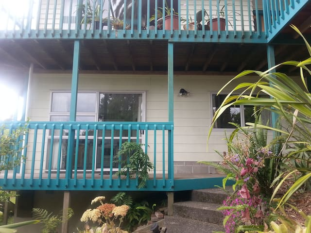 Matauwhi Bay Garden Apartment - Russell - Apartament