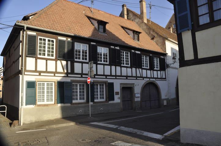 GITE AU VIEUX PRESSOIR - Molsheim - Lägenhet