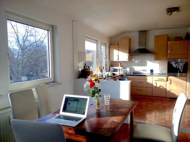 Cozy room in Fancy appartement - Berlin - Apartament