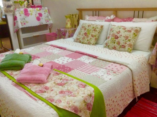 ASHLEY'S HOMESTAY EXPERIENCE - GREEN PASTURES - Ipoh - Casa
