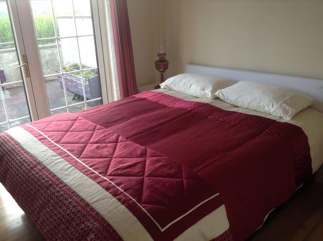 Beautiful DB with King bed & bathroom adjacent - Carrigaline - Ev
