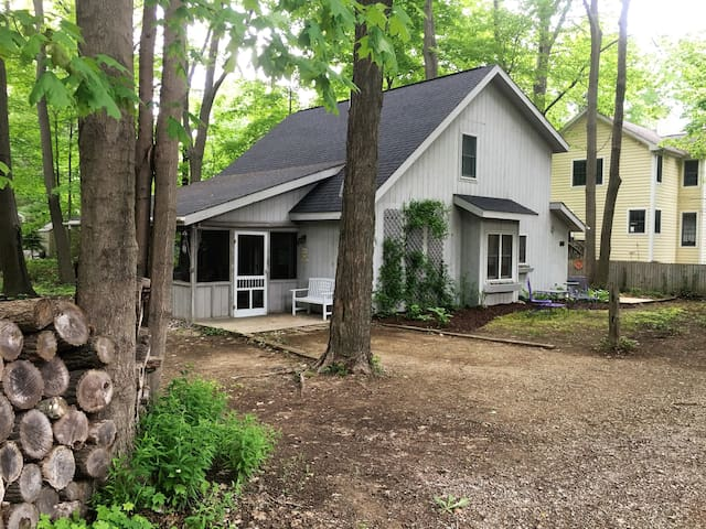 Cozy Cottage-Near South Beach, town - South Haven - Huis