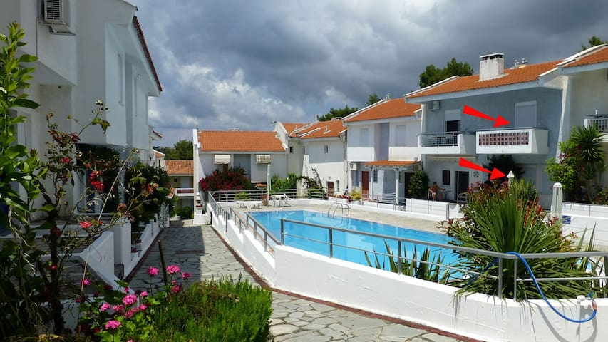 Townhouse in Siviri, Greece - Siviri