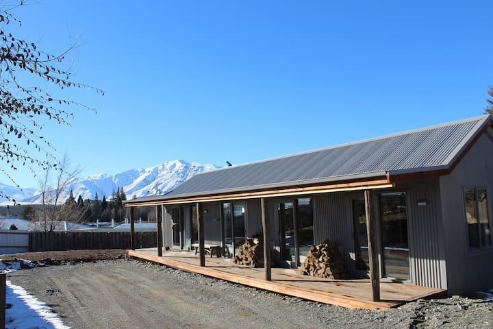 RIBBONWOOD COTTAGE - IN THE HEART OF TEKAPO - Lake Tekapo - Maison